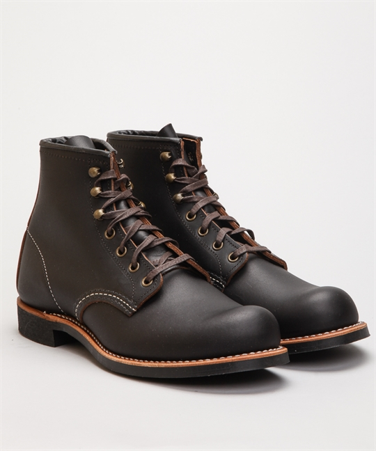 Red Wing Shoes Blacksmith 3345 Black Prairie Shoes Shoes