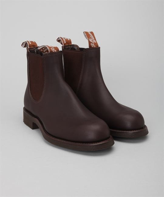 a83fc7518bf R.M. Williams Gardener Brown Shoes - Shoes Online - Lester Store