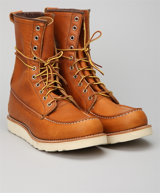 cb20c061e31 Red Wing Shoes Classic Work 877 Shoes - Shoes Online - Lester Store