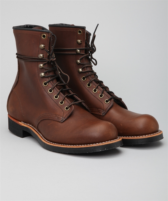 Red Wing Shoes Harvester 2943 Amber Harness Shoes Shoes