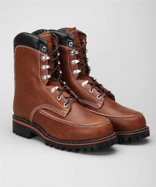 Chippewa Kush N Kollar Chocolate 5154cho Shoes Shoes