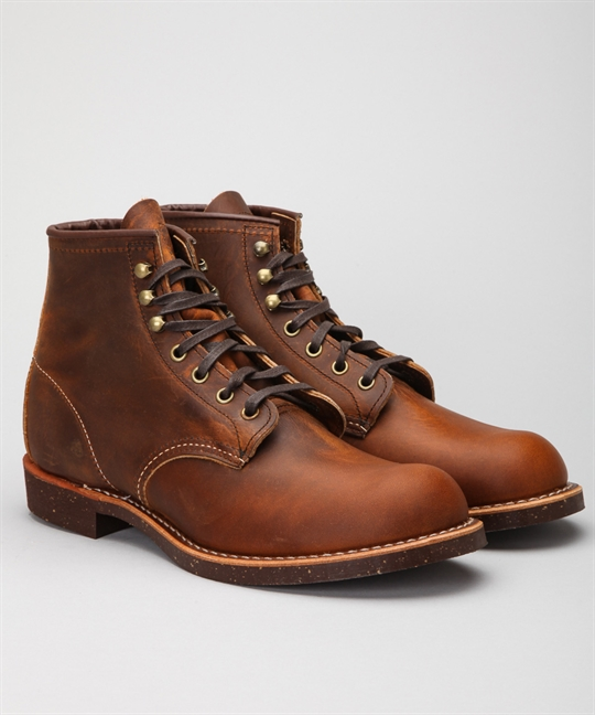Red Wing Shoes 2959 Blacksmith Copper Shoes - Shoes Online - Lester Store