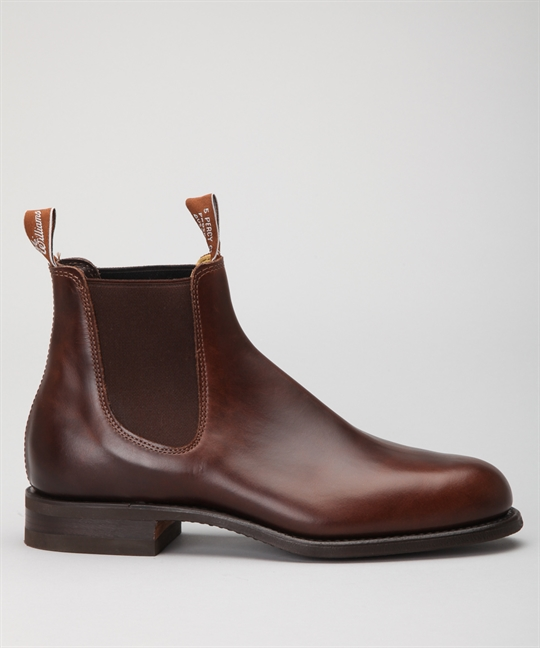 R.M. Williams Wentworth Rum Yearling Shoes Shoes Online Lester Store