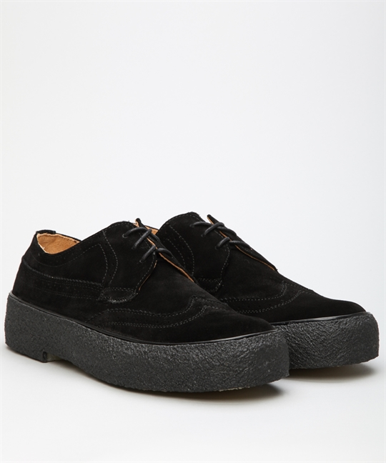 Original Playboy creepers in black suede Shoes Shoes Online Lester Store