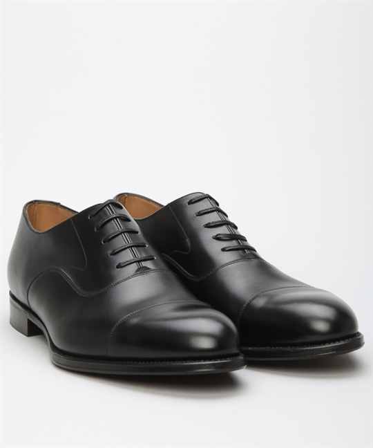 10d886f6 Loake 1880 Export Grade Hanover Onyx Black Shoes - Shoes Online ...