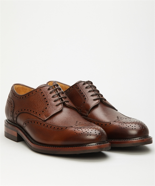 Berwick 1707 Stanley 4170 Dark Brown Shoes Shoes Online