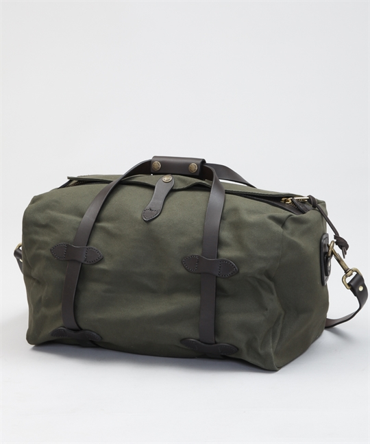 ad80ac7c4be2 Filson Small Duffle Bag-Otter Green - Bags Online - Lester Store