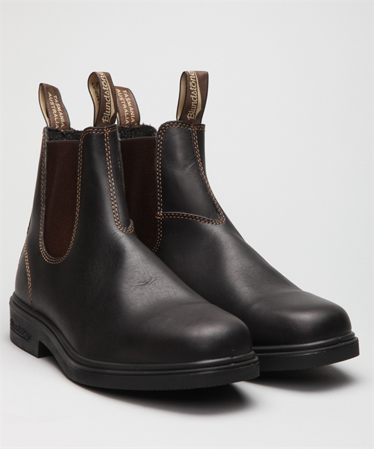 Blundstone Dressboot 062 Stout Brown Shoes Shoes Online