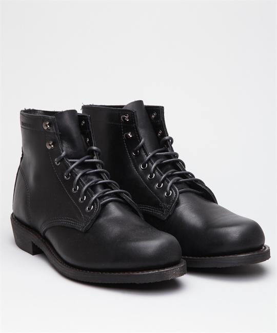 Wolverine Kilometer Ii Black Shoes Shoes Online Lester