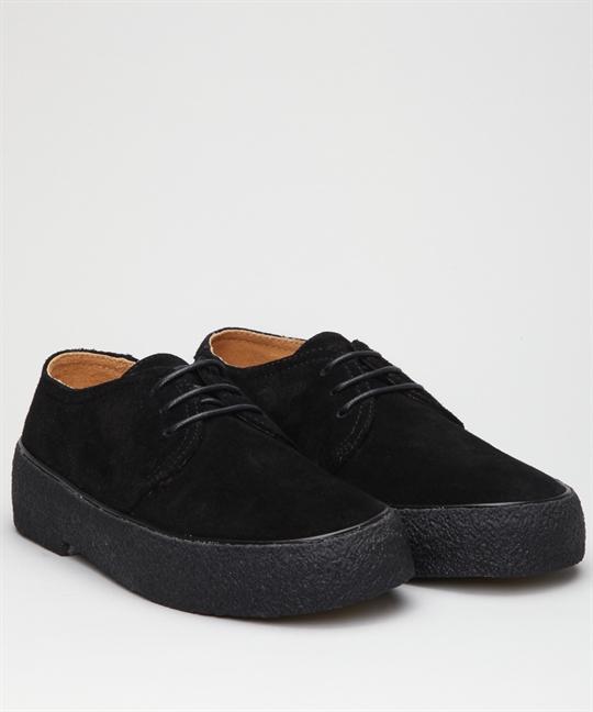 Playboy Original Womens Black Suede Shoes Shoes Online Lester Store