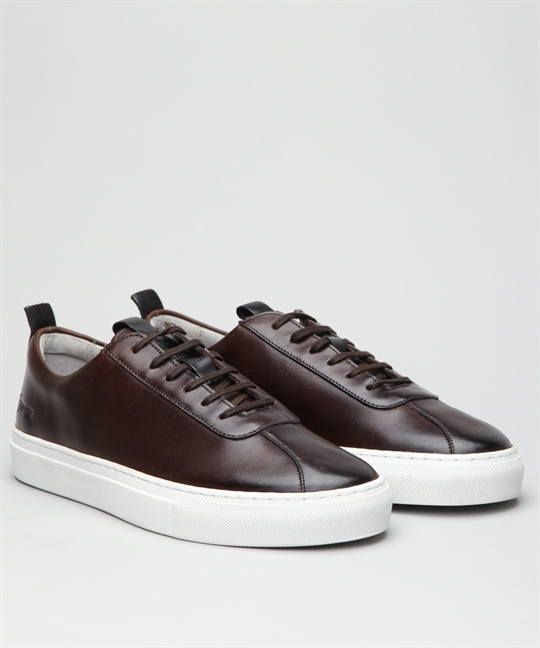 Grenson Sneaker 1 Brown 111444 Shoes Shoes Online Lester Store