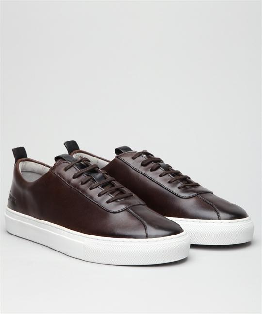 Grenson Sneaker 1-Brown 111444 Shoes