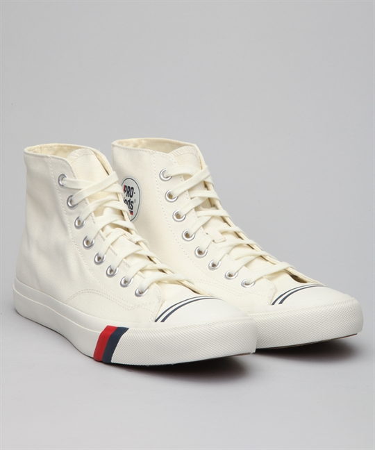 1b10d0c61 Pro-Keds Royal Hi-White Shoes - Shoes Online - Lester Store