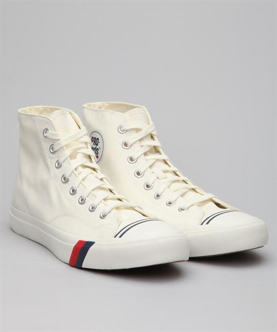 d4da63fe7 Pro-Keds Royal Hi-White Shoes - Shoes Online - Lester Store