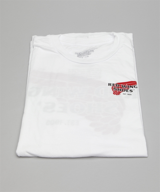 Red Wing Shoes T Shirt 97403 White Shoes Shoes Online Lester