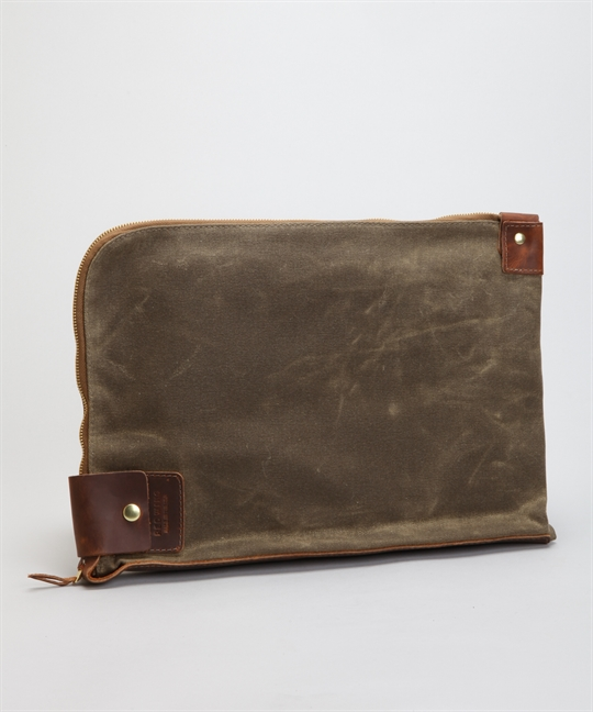 Red Wing Shoes Gear Pouch Copper Large