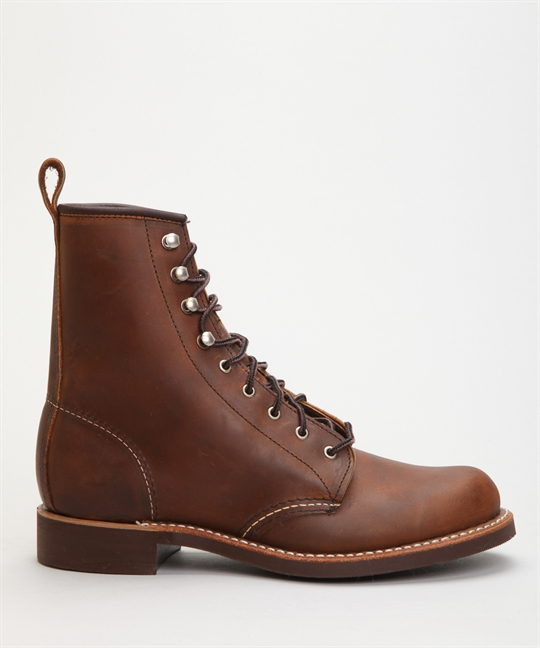 Red Wing Shoes Silversmith 3362 Copper Rough n Tough Shoes Shoes Online Lester Store