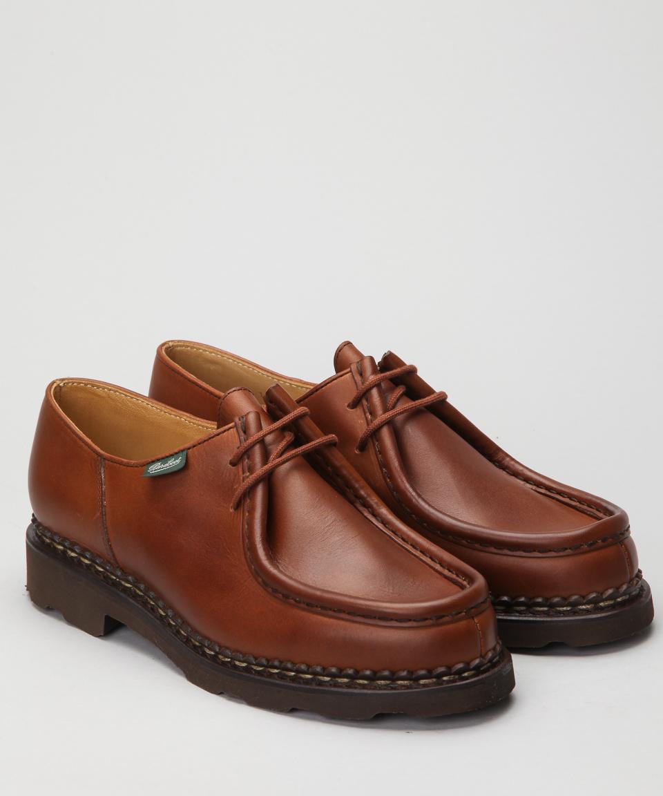 Paraboot Michael Femme-Marron Shoes