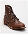 Red Wing Shoes Iron Ranger 8111 Amber Harness Vibram
