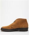 Sanders Luther Camel Suede
