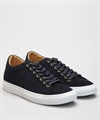 SAndays Wingfield Navy Suede