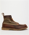 Red Wing Shoes 3335 Wacouta Copper Rough & Tough/Tan Waxed Canvas
