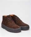Playboy Original Chukka Brown Suede