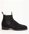 RM Williams Blaxland Black Suede 2