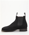RM Williams Blaxland Black Suede 3
